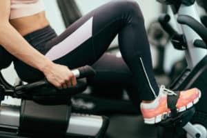 How to Lose Weight Using a Recumbent Bike