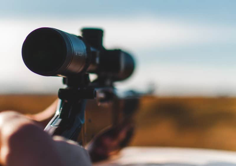 best rifle scopes under 400