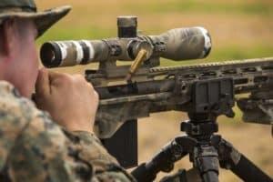 Rifle Scope Reticle Types