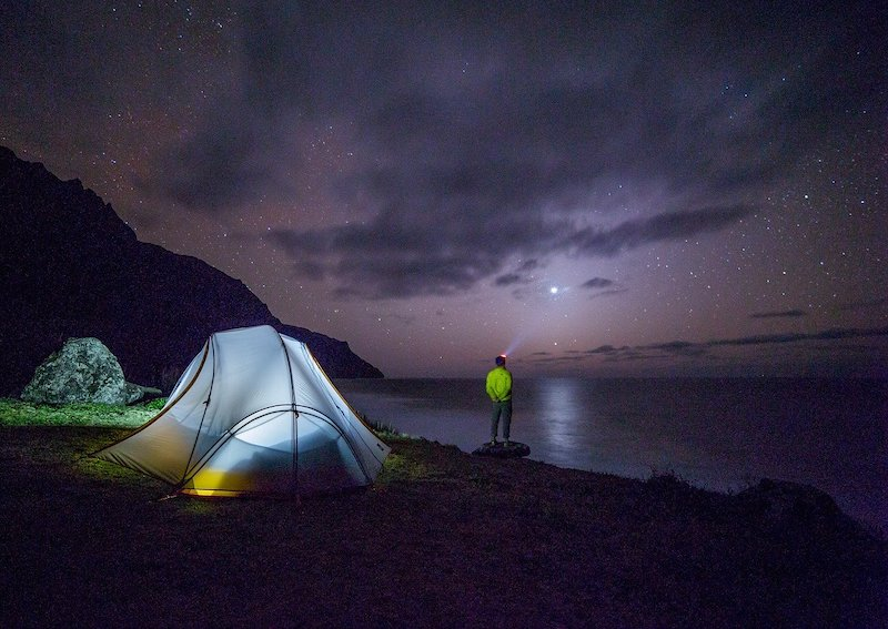 must have items for remote camping