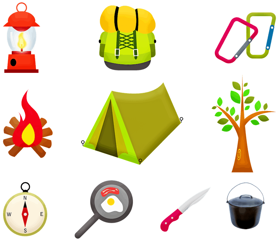 hunting items