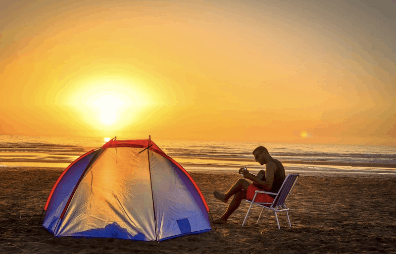 essential fisihing gears to bring on a camping trip