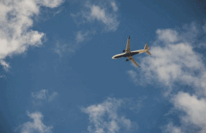 flying on a plane with bear spray