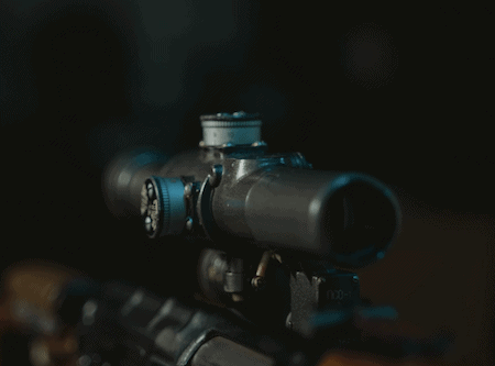 different types of rifle scopes