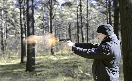 two firearm actions