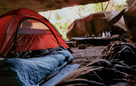 importance of sleeping bag